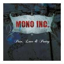 Mono Inc.: Pain, Love & Poetry (Re-Release), CD