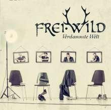 Frei.Wild: Verdammte Welt, Maxi-CD
