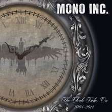 Mono Inc.: The Clock Ticks On 2004 - 2014, 2 CDs
