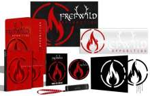 Frei.Wild: Opposition (Limited Box-Set), 3 CDs, 1 DVD und 1 Merchandise