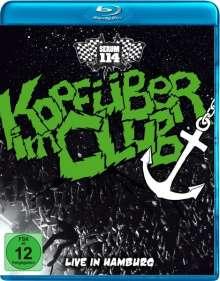 Serum 114: Kopfüber im Club: Live in Hamburg, 2 CDs und 1 Blu-ray Disc