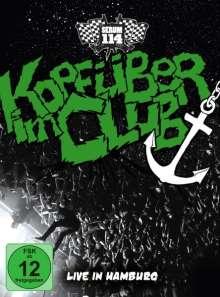 Serum 114: Kopfüber im Club: Live in Hamburg, 3 CDs