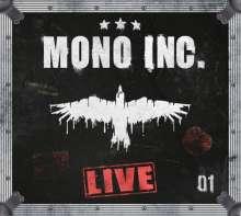 Mono Inc.: Live, 2 CDs