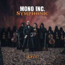 Mono Inc.: Symphonic Live (Limited-Edition), 2 CDs