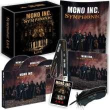 Mono Inc.: Symphonic Live (Limited Fanbox), 5 CDs