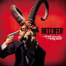 Betzefer: The Devil Went Down To The Holy Land (Limited Edition) (Colored Vinyl), LP