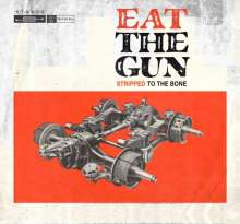 Eat The Gun: Stripped To The Bone (Limited Edition) (Colored Vinyl) (LP + CD), 1 LP und 1 CD
