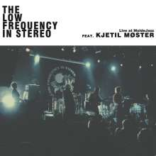 The Low Frequency in Stereo: Live At MoldeJazz Festival feat. Kjetil Moster (180g) (Limited Numbered Edition) (Clear Blue Marbled Vinyl), 2 LPs