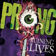 Prong: Ruining Lives (Limited Edition), CD