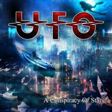 UFO: A Conspiracy Of Stars (Limited-Edition) (Red Vinyl w/ Black Splatter), 2 LPs