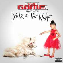 The Game: Blood Moon: Year Of The Wolf  (Ltd. Deluxe Box-Set) (2CD + T-Shirt Gr. L), 2 CDs