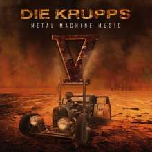 Die Krupps: V-Metal Machine Music, 2 CDs