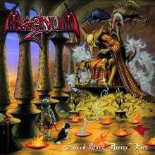 """Magnum: Sacred Blood """"Divine"""" Lies, 1 CD und 1 DVD"""