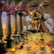 """Magnum: Sacred Blood """"Divine"""" Lies (180g) (Limited-Edition) (Red/Yellow Vinyl), 3 LPs"""