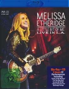 Melissa Etheridge: A Little Bit Of Me: Live In L.A. (Blu-Ray + CD), 2 Blu-ray Discs