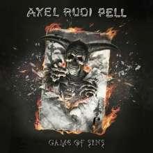 Axel Rudi Pell: Game Of Sins, CD
