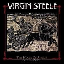 Virgin Steele: The House Of Atreus Act I & Act II, 3 CDs