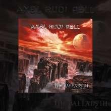 Axel Rudi Pell: The Ballads III (180g), 2 LPs und 1 CD