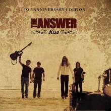 The Answer: Rise (10th Anniversary Edition), 2 CDs