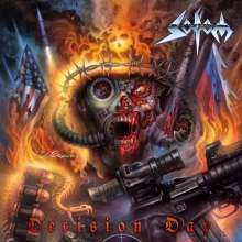 Sodom: Decision Day (180g) (Limited Edition) (Red Vinyl), 2 LPs