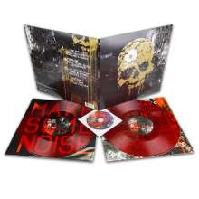 The Dead Daisies: Make Some Noise (Limited-Edition) (Red Vinyl), 2 LPs und 1 CD