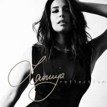 Lamiya: Reflection (Limited Box-Set), 3 CDs, 1 DVD und 1 T-Shirt