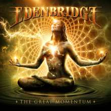 Edenbridge: The Great Momentum, 2 LPs und 1 CD