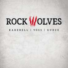 Rock Wolves: Rock Wolves (180g) (Clear Marbled Vinyl), LP