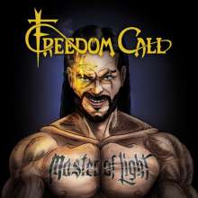 Freedom Call: Master Of Light, 2 LPs