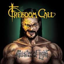 Freedom Call: Master Of Light, CD