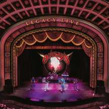 The Outlaws: Legacy Live, 2 CDs
