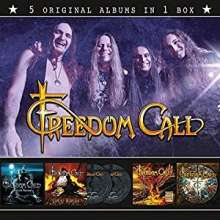Freedom Call: 5 Original Albums In 1 Box, 5 CDs