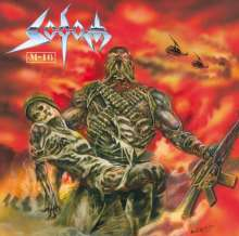 Sodom: M 16 (180g) (Limited-Edition) (Colored Vinyl), 2 LPs