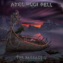 Axel Rudi Pell: The Ballads V (180g) (Violet Marbled Vinyl), 3 LPs