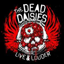 The Dead Daisies: Live & Louder, 1 CD und 1 DVD