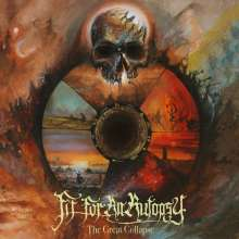 Fit For An Autopsy: The Great Collapse, CD