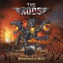 The Rods: Brotherhood Of Metal (180g) (Red Vinyl), 3 LPs