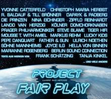 Projekt Fair Play, CD