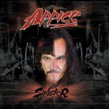 Carmine Appice & Vinny Appice: Sinister, 2 LPs und 1 CD