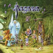 Magnum: Lost On The Road To Eternity (180g) (Limited-Edition) (Green/White Swirl Vinyl), 3 LPs