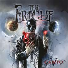 The Fright: Canto V (180g) (Limited-Edition) (Colored Vinyl), 1 LP und 1 CD