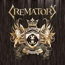 Crematory: Oblivion, CD