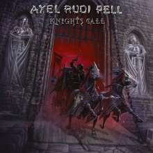 Axel Rudi Pell: Knights Call (180g) (Red W/ Black Marble Vinyl), 2 LPs und 1 CD