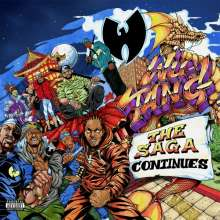 Wu-Tang Clan: The Saga Continues (Limited-Edition-Box-Set) (Purple Vinyl), 2 LPs