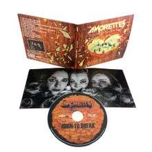 The Amorettes: Born To Break, CD
