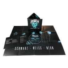 Herzlos: Schwarz-Weiß-Neon, CD