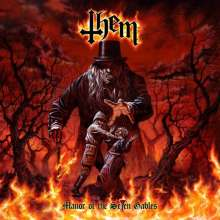 Them (Metal): Manor Of The Se7en Gables, 2 LPs