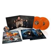 Mob Rules: Beast Reborn (180g) (Limited-Edition) (Orange Marbled Vinyl), 3 LPs