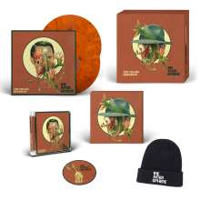 The Intersphere: The Grand Delusion (180g) (Limited-Numbered-Edition-Box-Set) (Orange W/ Black Splatter Vinyl), 2 LPs