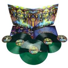 Magnum: Live At The Symphony Hall (180g) (Green Vinyl), 3 LPs und 2 CDs